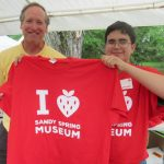 Sandy Spring Museum Strawberry Festival