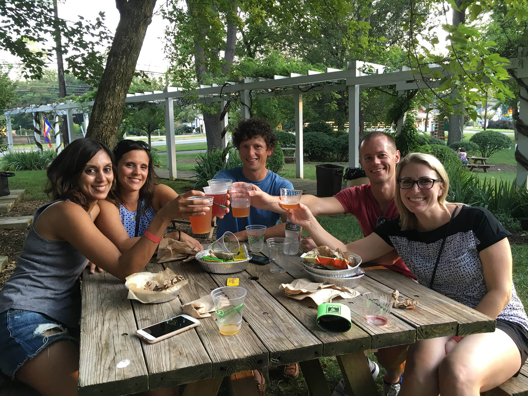 Summer Beer Garden