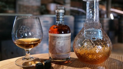 Bottle and a snifter of brandy. Clicking this image will take you to our events calendar.