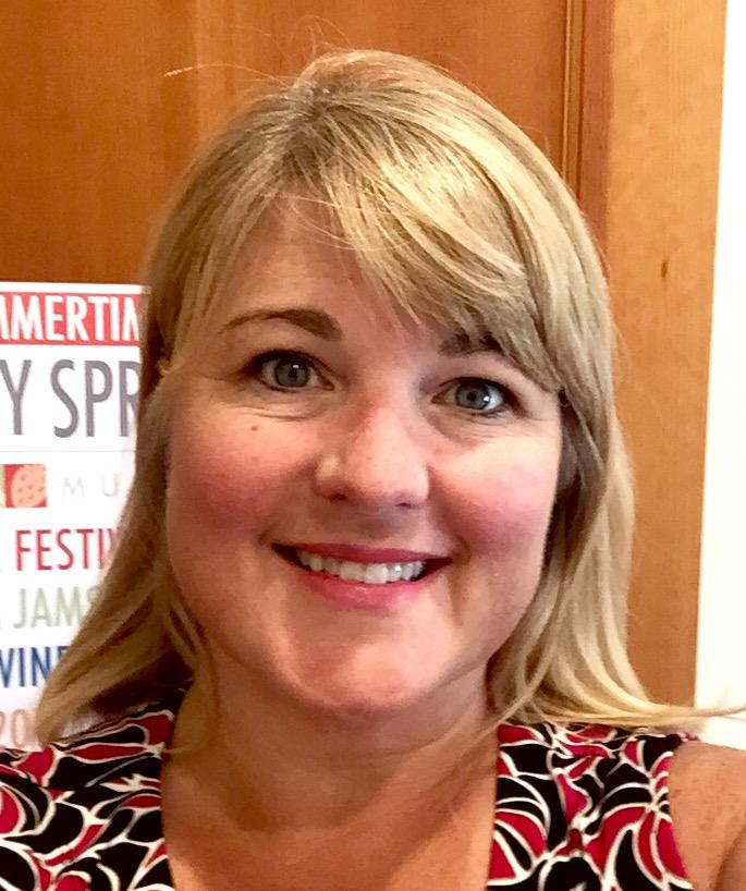 Susan Keeley, Director of Marketing