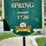 Sandy Spring Museum Sign
