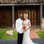 Wedding at Sandy Spring Museum
