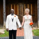 Wedding at Sandy Spring Museum