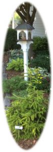 Garden Tour Lamppost