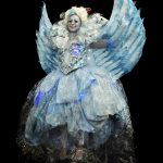 Winning design - Angelus Glacias by Lynne Spector