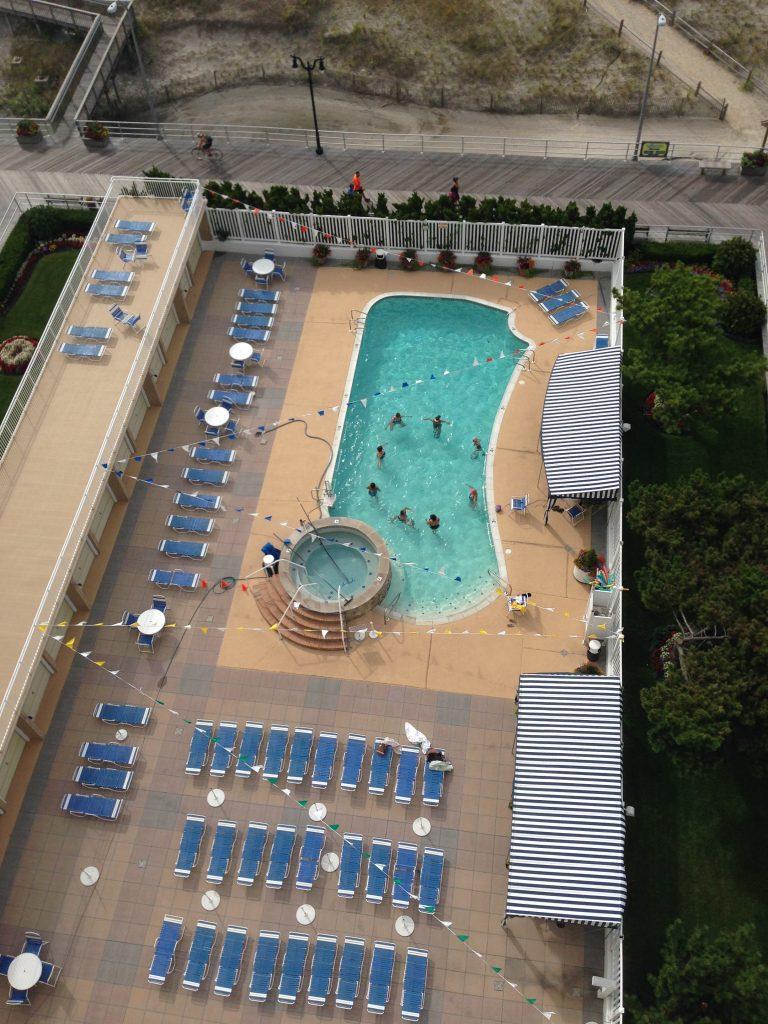 Atlantic City Private Pool and Hot Tub