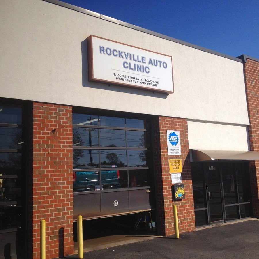 Rockville Auto Clinic