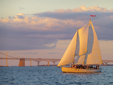 Schooner Windward