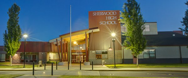 sherwood high school in oregon