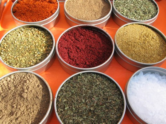 Mid-East-Spices