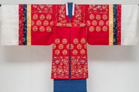 Hon Re Bok: Wedding Gown