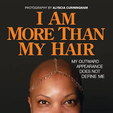 i am more than my hair cover