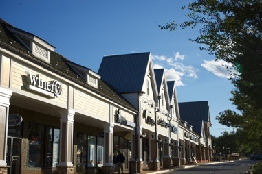 Fair Hill Shopping Center - Olney Winery prominent