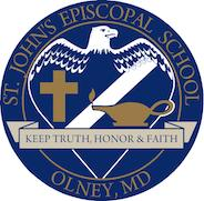 St. John's Episcopal School logo