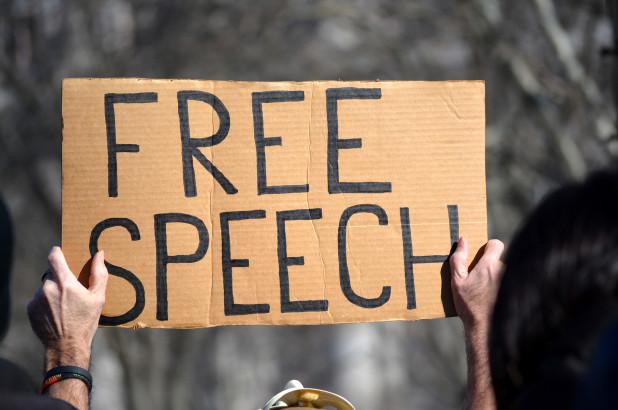 freedom of speech topics