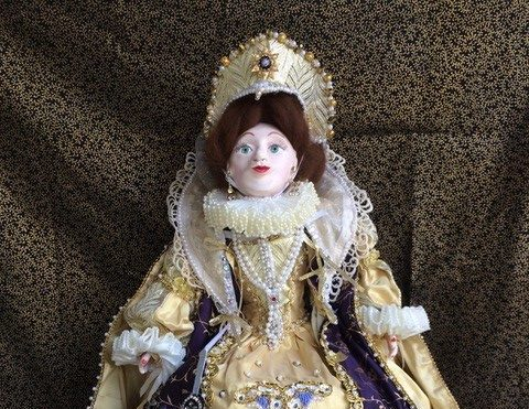 Handmade Art Doll