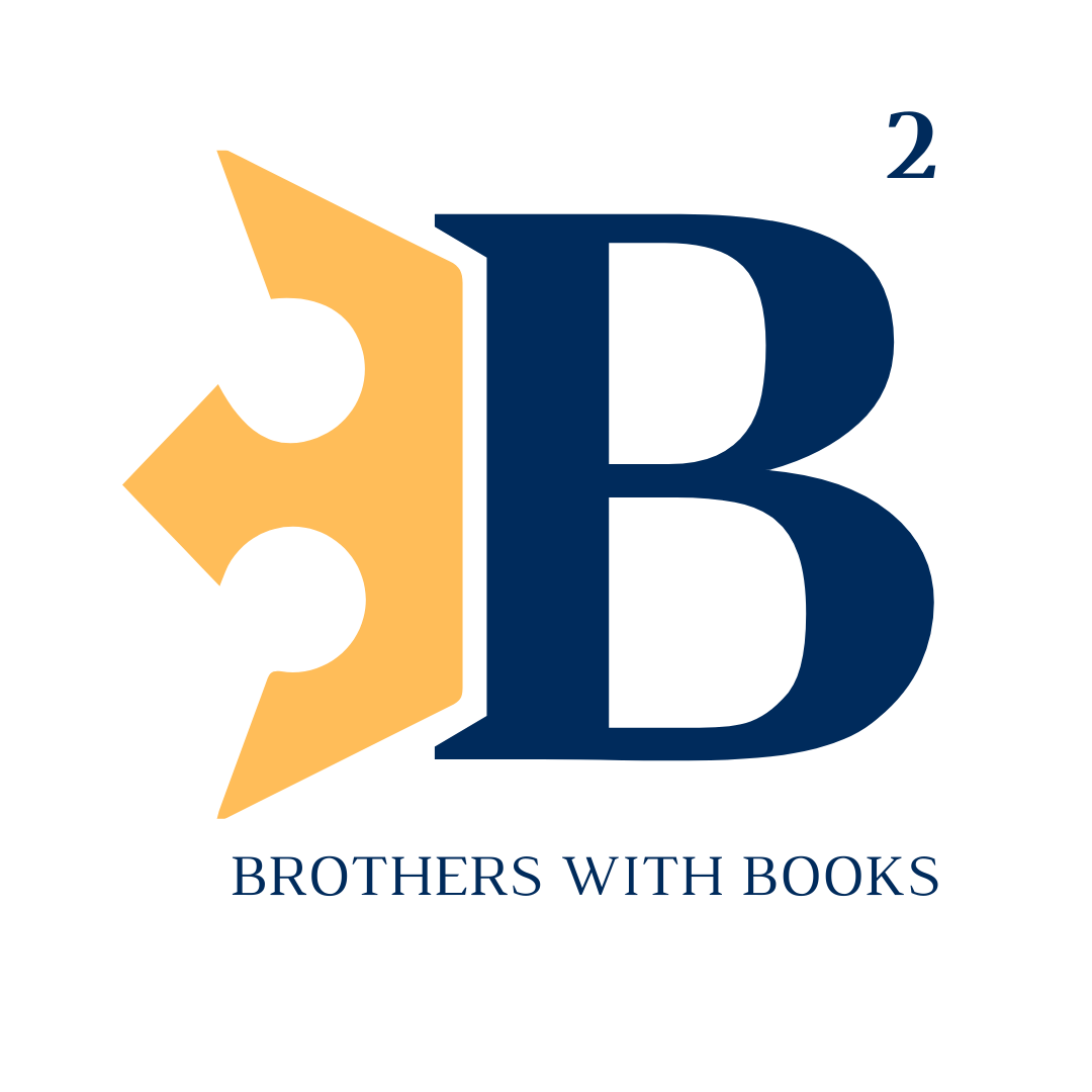 Brothers With Books Logo